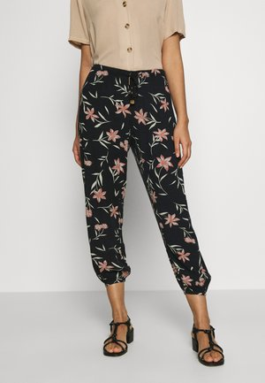 SWEET SURF - Pantaloni - black