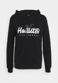 Hollister Co. - TECH CORE - Sweat à capuche - black - 5