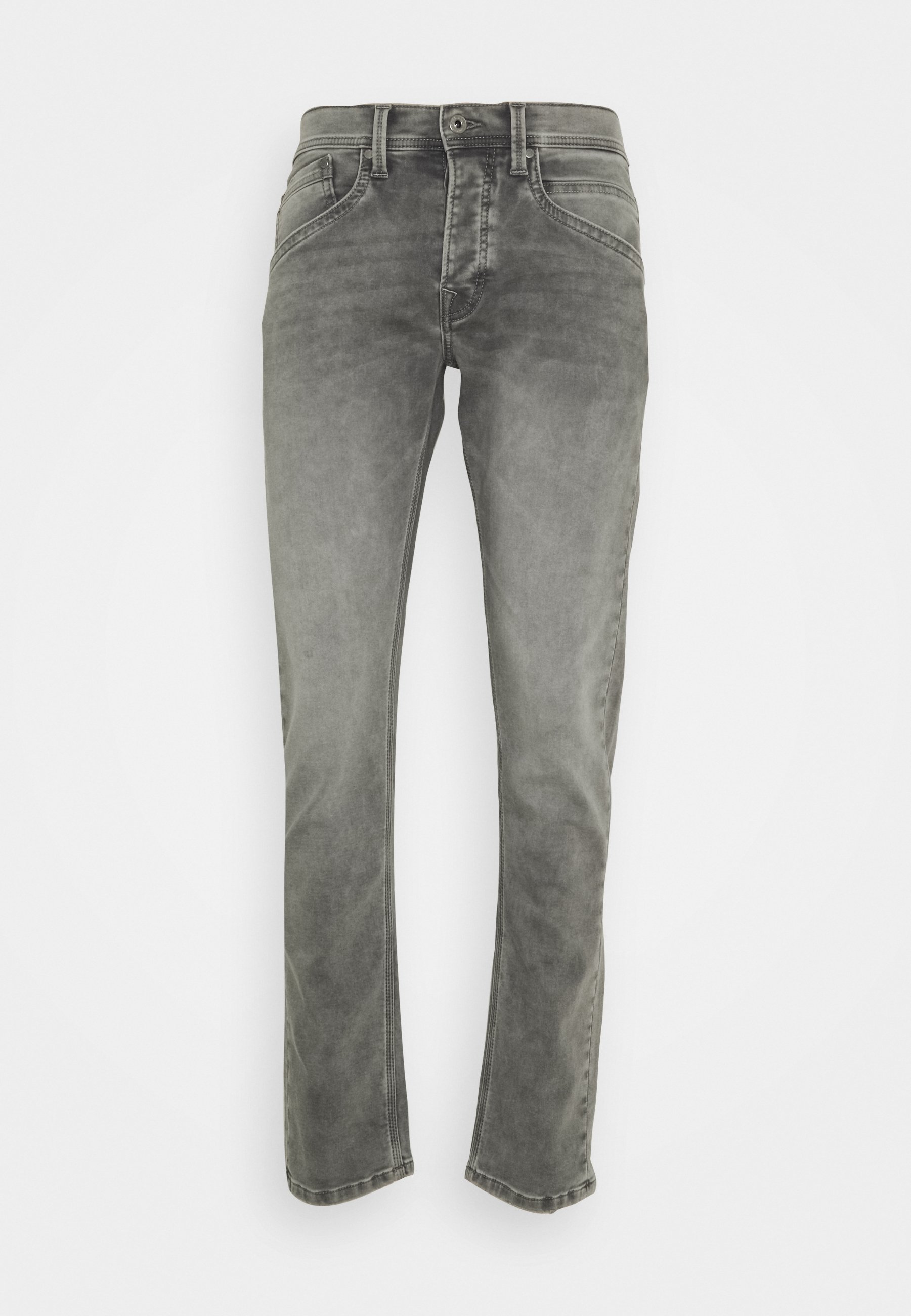 Uomo TRACK - Jeans a sigaretta - grey