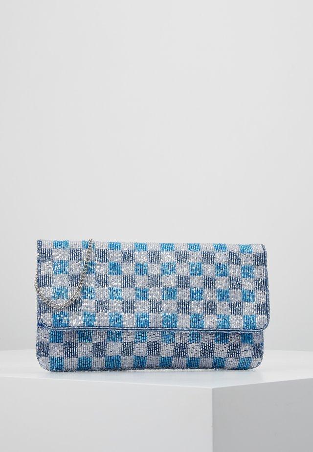 TIPO CHECK - Umhängetasche - light blue