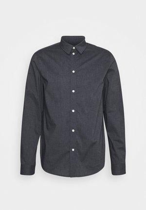 Shirt -  blue grey