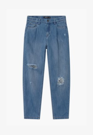Džíny Relaxed Fit - medium blue denim