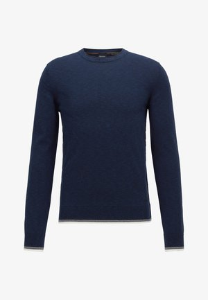 KHABLIS - Strickpullover - dark blue
