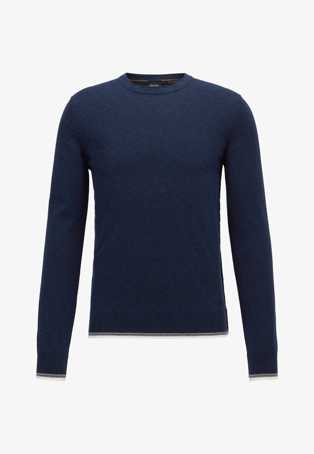 KHABLIS - Pullover - dark blue