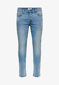 Only & Sons - Slim fit jeans - blue denim - 0