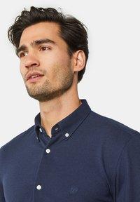 WE Fashion - SLIM FIT - Camicia - blue - 4