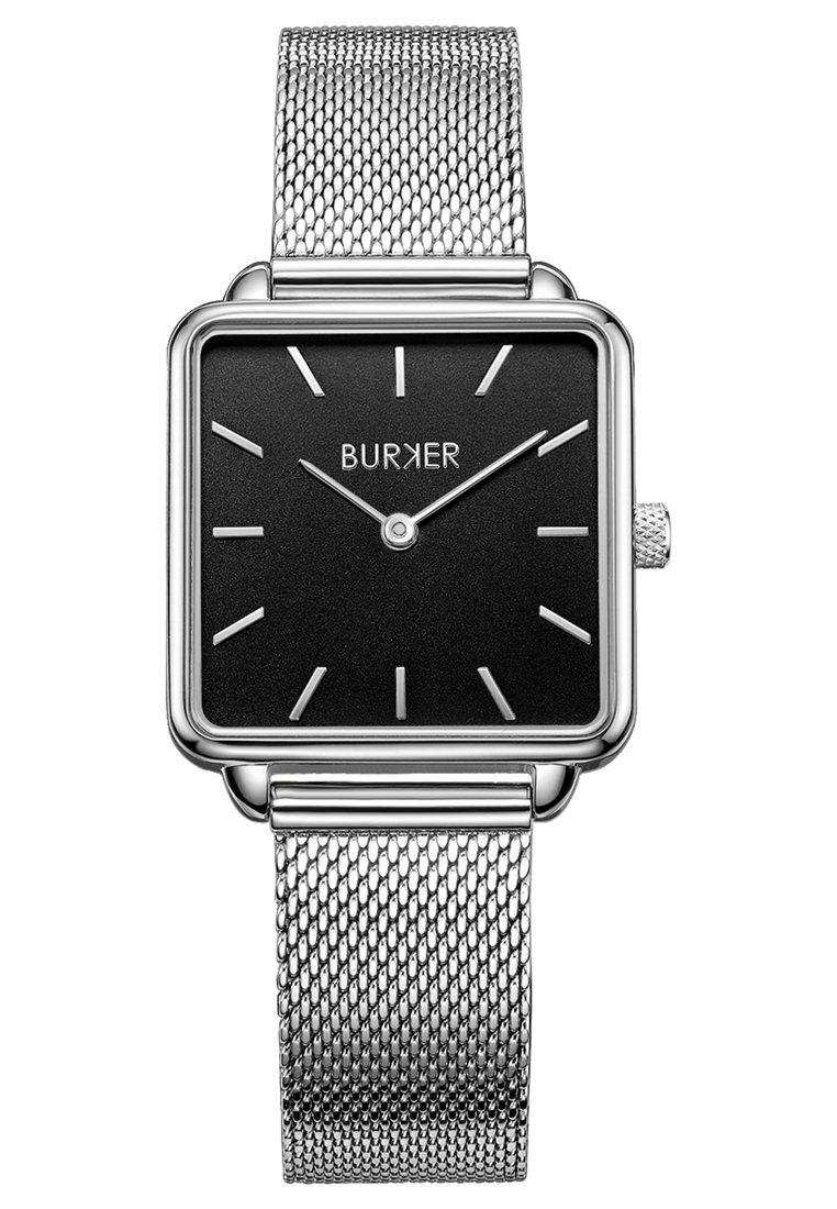 Burker - Horloge - silver