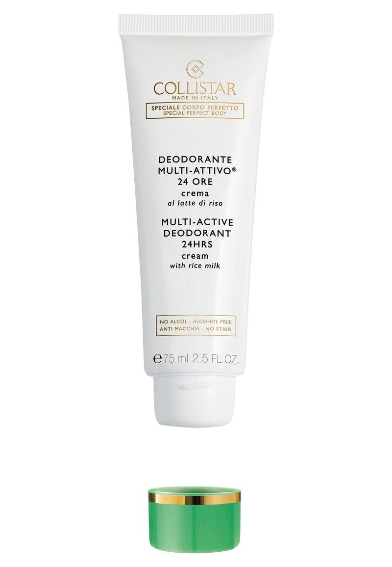 Collistar - MULTI-ACTIVE DEODORANT 24 HOURS - Deodorant - -