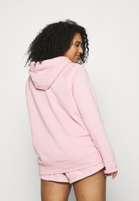 Nike Sportswear - HOODIE PLUS - Jersey con capucha - pink glaze/white - 2