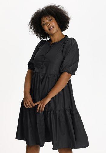 KCMALULU  - Shirt dress - black deep