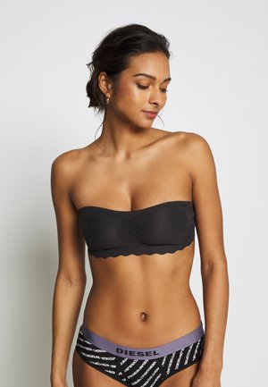 FEEL BANDEAU - Bustino - black