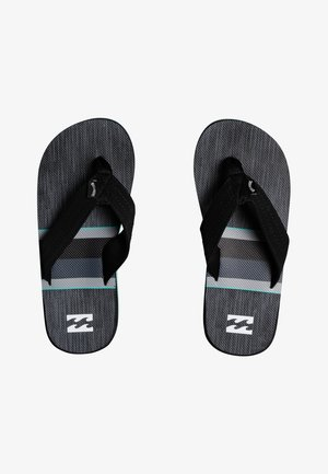 ALL DAY THEME - T-bar sandals - char