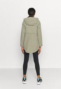 Didriksons - EDITH - Waterproof jacket - mistel green - 2