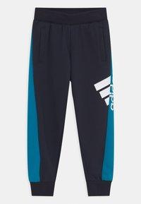 adidas Performance - UNISEX - Pantalones deportivos - legend ink - 0