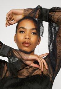 Alice McCall - LOVE MINI DRESS - Vestido de cóctel - black - 3