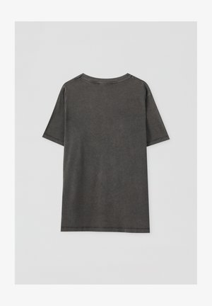 LA CASA DE PAPEL - Print T-shirt - dark grey