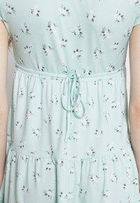 Hollister Co. - SHORT DRESS - Vestido ligero - mint - 4