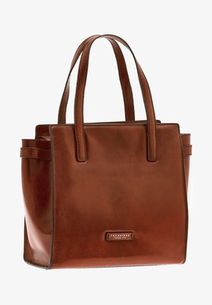 BIANCA - Handbag - marrone