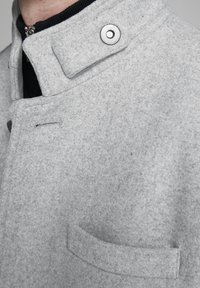 Jack & Jones PREMIUM - Klassinen takki - light grey melange - 4