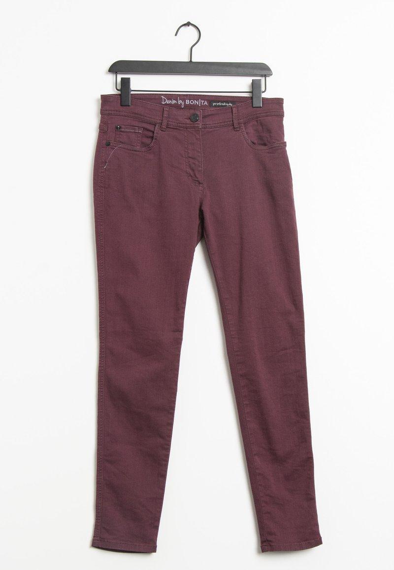 Bonita - Straight leg jeans - purple