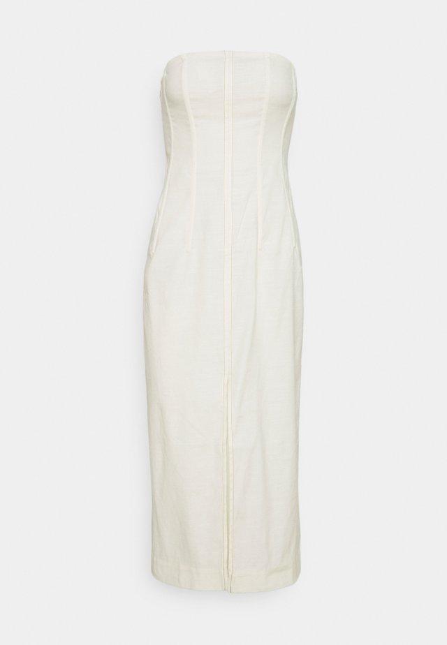 DANA DRESS - Cocktailjurk - off-white