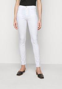 Emporio Armani - Kalhoty - white - 0