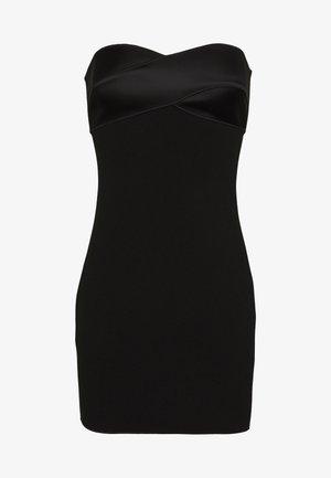 SHORE BREAK MINI DRESS - Koktejlové šaty/ šaty na párty - black