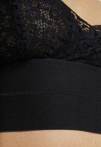 Tutti Rouge - ELIZA BRALETTE - Trekants-bh'er - black - 3