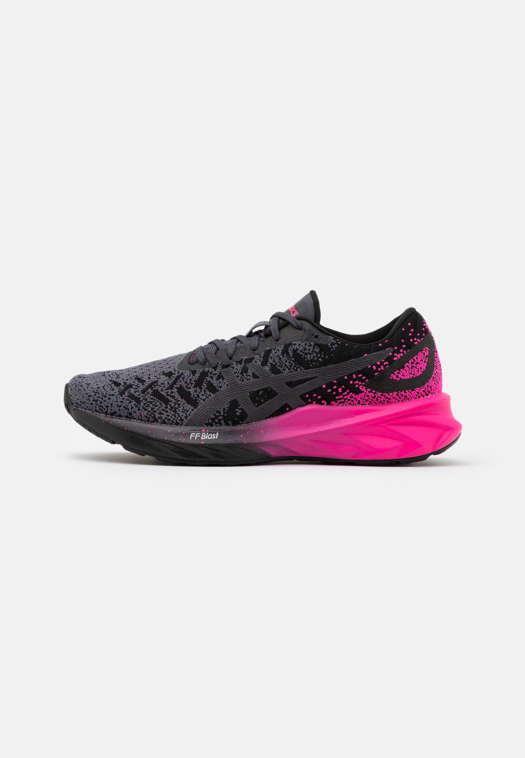 DYNABLAST - Chaussures de running neutres - black/pink glow