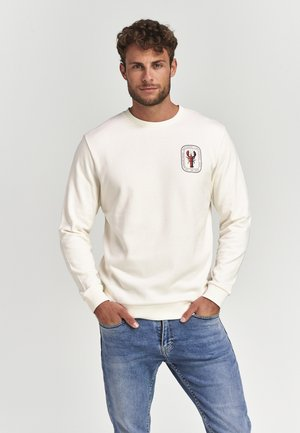 LOBSTER  - Sweater - white