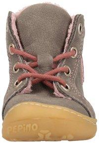 Pepino - Baby shoes - graphit/blush 452 - 5