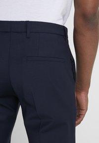 DRYKORN - PIET - Suit trousers - blue - 5