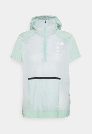 GLACIER WIND JACKET  - Training jacket - lichen
