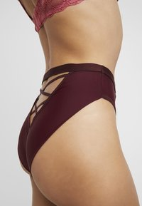 Tutti Rouge - LYDIA HIGH WAIST BRIEF - Slip - tea rose - 4