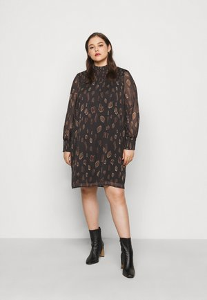 VMFANT O-NECK DRESS - Kjole - phantom