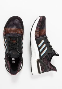 adidas Performance - ULTRABOOST 19 - Neutral running shoes - core black/glow blue - 1