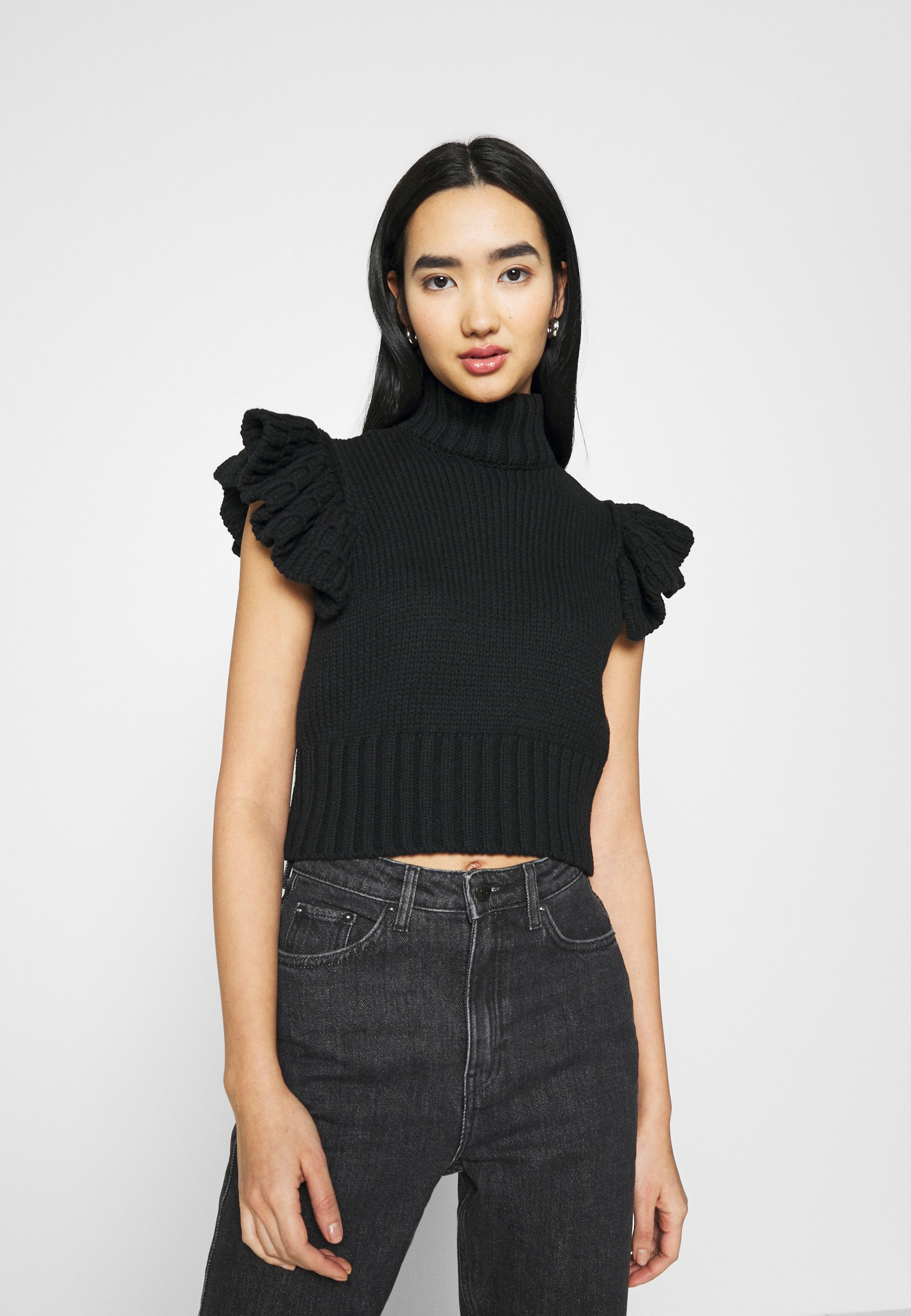 Femme YASMEGGY VEST  - Pullover