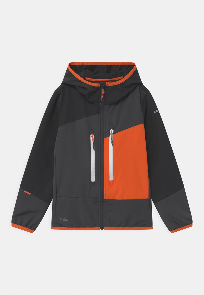 Icepeak - KRAMER UNISEX - Outdoor jacket - granite