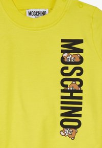 MOSCHINO - Mikina - blazing yellow - 3