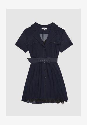 FIONA - Shirt dress - navy blue