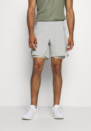 SATURDAY  SHORT - Pantalón corto de deporte - grey