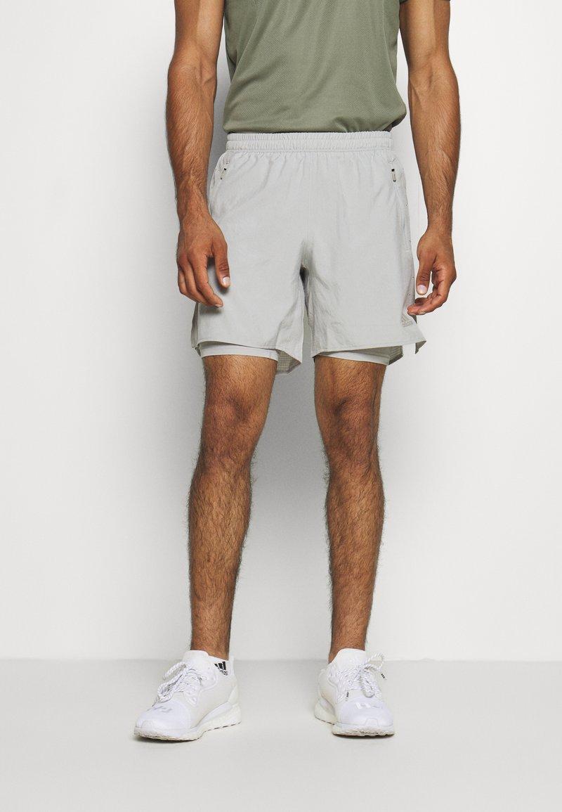 adidas Performance - SATURDAY  SHORT - Sports shorts - grey