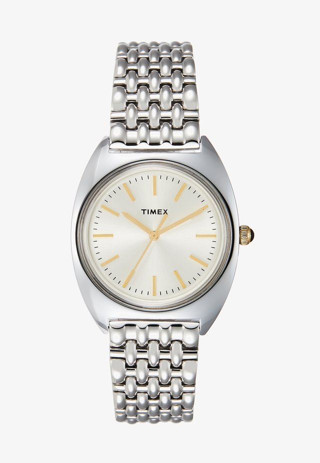 MILANO CASE DIAL BRACELET - Horloge - silver-coloured
