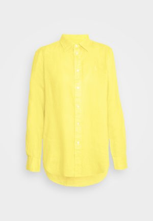 PIECE DYE - Overhemdblouse - university yellow