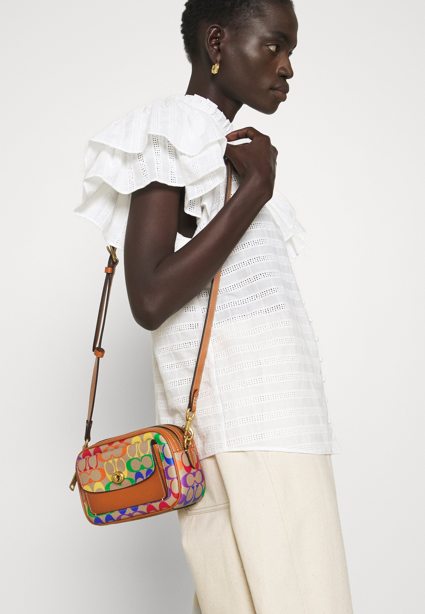 Women PRIDE SIGNATURE WILLOW CAMERA - Across body bag