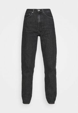 LASH STANDARD - Straight leg jeans - asphalt black