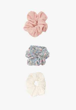 3er set - Hair Styling Accessory - pink