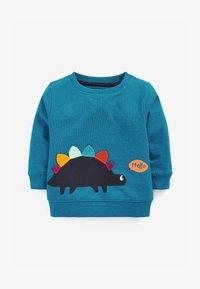 Next - Sweatshirt - teal - 0