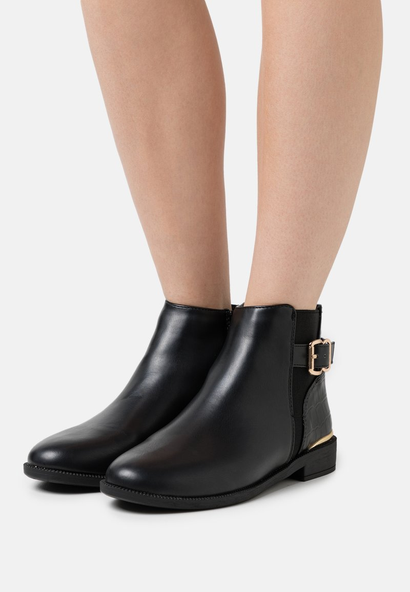 Dorothy Perkins - MILA JODPHUR  - Ankle boots - black