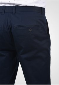Casual Friday - PANTS PELLE - Chinos - navy - 5